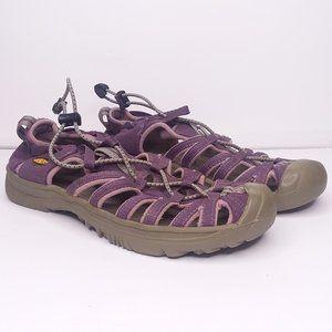 Keen Whisper Water Sport Sandals size 4